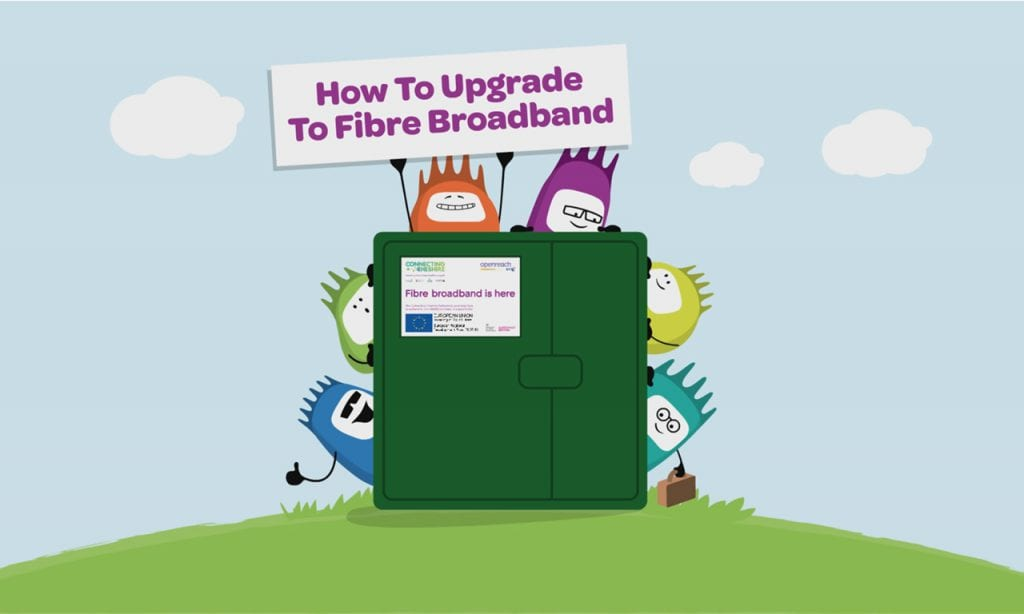 Broadband Promotion Video